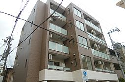 Univalyエイチ・ツー・オー東小橋[4階]の外観