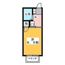 はなみずき通駅 1.8万円