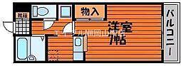 大元駅 3.3万円