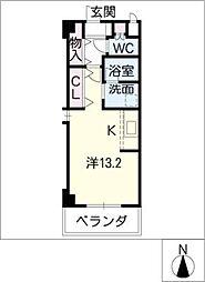 Lieto Noda[4階]の間取り