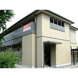 奈良県橿原市北八木町の賃貸アパートの外観