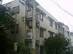 ビバハイツ武庫之荘[1階]の外観