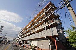 セビーヌ武庫之荘参番館[3階]の外観