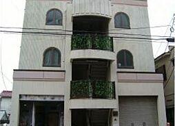 千葉県市川市東菅野1丁目の賃貸マンションの外観