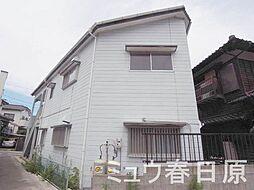 福岡県春日市岡本3丁目の賃貸アパートの外観