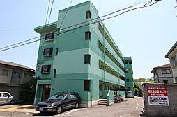屋田第二養魚ビル[403号室]の外観