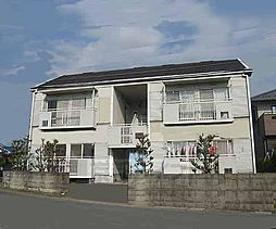 京都府京都市伏見区久我東町の賃貸アパートの外観
