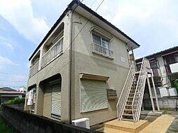 コーポヤマ[2階]の外観