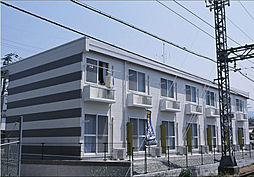 水間鉄道 水間観音駅 徒歩5分の賃貸アパート