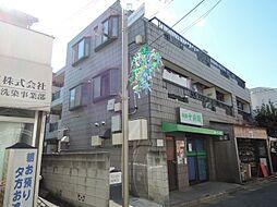 東京都練馬区石神井台3の賃貸マンションの外観