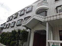ホワイトシャトレー[2階]の外観
