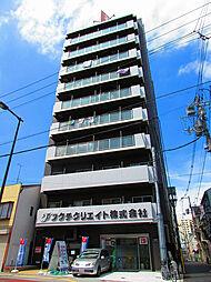 大阪府大阪市住之江区粉浜西2丁目の賃貸マンションの外観