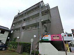 千葉県佐倉市新町の賃貸マンションの外観