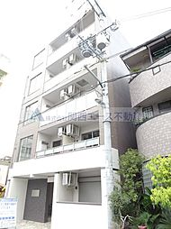 大阪府大阪市東成区東小橋3丁目の賃貸マンションの外観