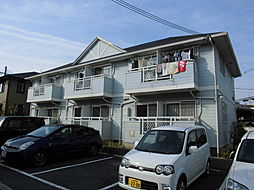 大阪府豊中市柴原町3丁目の賃貸アパートの外観