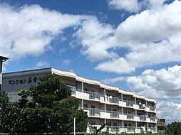 マンション名倉[1階]の外観