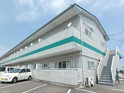 外観,2DK,面積42.3m2,賃料3.7万円,JR常磐線 水戸駅 5.6km,,茨城県水戸市小吹町