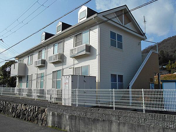 レオパレスKAMITANIGAMI 2階の賃貸【兵庫県 / 神戸市北区】