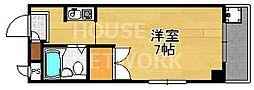 リバティハウス[301号室号室]の間取り