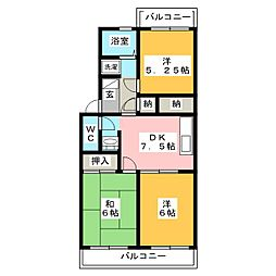 小手指駅 6.4万円