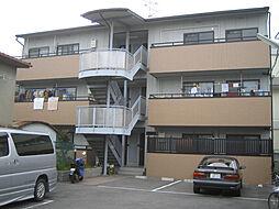 まるきマンション高柳[0100号室]の外観