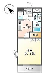 インテリジェントスペース[2階]の間取り