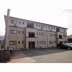 徳島県徳島市佐古二番町の賃貸アパートの外観