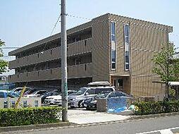 東京都日野市万願寺3丁目の賃貸マンションの外観