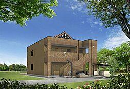 (仮称)湖南市平松北新築アパート[2階]の外観
