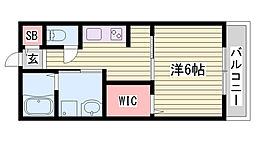 西舞子駅 5.2万円