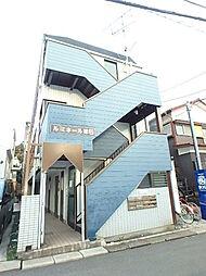 神奈川県座間市緑ケ丘3丁目の賃貸マンションの外観