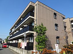 リビングタウン松ヶ島A・B[2階]の外観