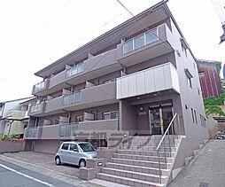 京都府京都市北区衣笠荒見町の賃貸マンションの外観