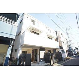 宮坂ガレージハウス[1階]の外観