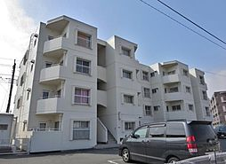 山梨県甲府市新田町の賃貸マンションの外観