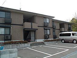 兵庫県相生市山手の賃貸アパートの外観