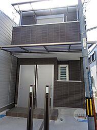 大阪府守口市藤田町1丁目の賃貸アパートの外観
