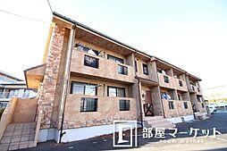 愛知県豊田市寿町5丁目の賃貸アパートの外観