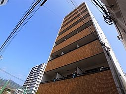 メゾン三宮若菜通[6階]の外観