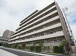 レジディア東松戸[208号室]の外観