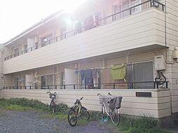扇山レジデンス[203号室]の外観