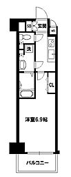 エグゼ北大阪[2階]の間取り