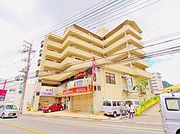 広島県安芸郡海田町窪町の賃貸マンションの外観