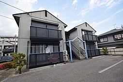 栃木県宇都宮市兵庫塚1丁目の賃貸アパートの外観