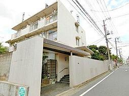 東京都豊島区高松2丁目の賃貸マンションの外観