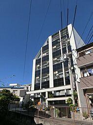 グローシングマンション[1階]の外観