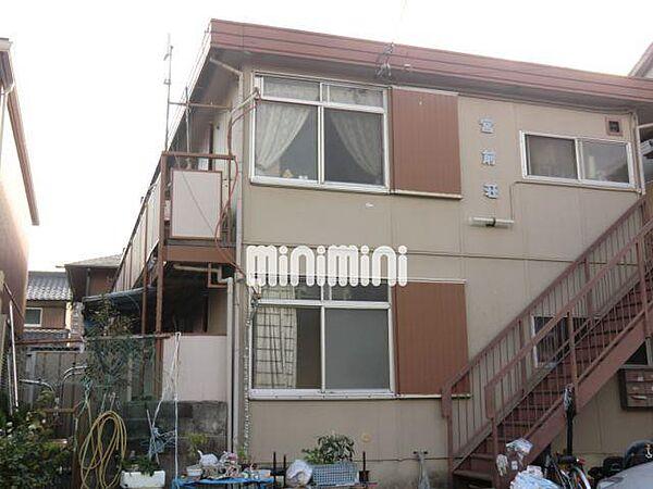 宮前荘 2階の賃貸【愛知県 / 名古屋市守山区】
