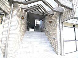千里パークサイドテラス[3階]の外観