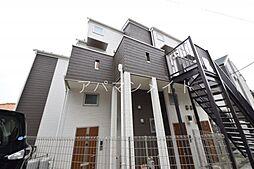 神奈川県横浜市港南区下永谷2丁目の賃貸アパートの外観