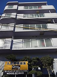 クレール湘南[3階]の外観
